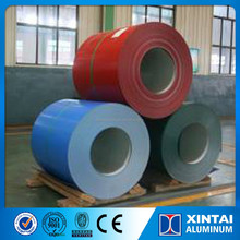 3003 PVDF pre-painted Aluminum coil for ceiling aluminum roofing sheet