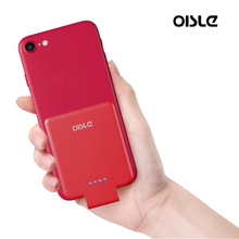 OISLE MP282 Palm-Sized Wireless Power Bank for iPhone
