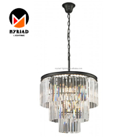 2016 modern baccarat style chandelier lighting arabic pendant lamp MY8635P-3