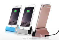Mobile Phone Accessories Universal Charger Phone Desk Stand Charging Station Data Sync Dock for Phone 6