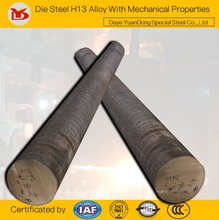 Die Alloy Steel H13 With Mechanical Properties