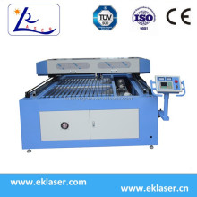 New design YK1325M co2 80w metal and nonmetal laser cutting machine with Japanese servo motor