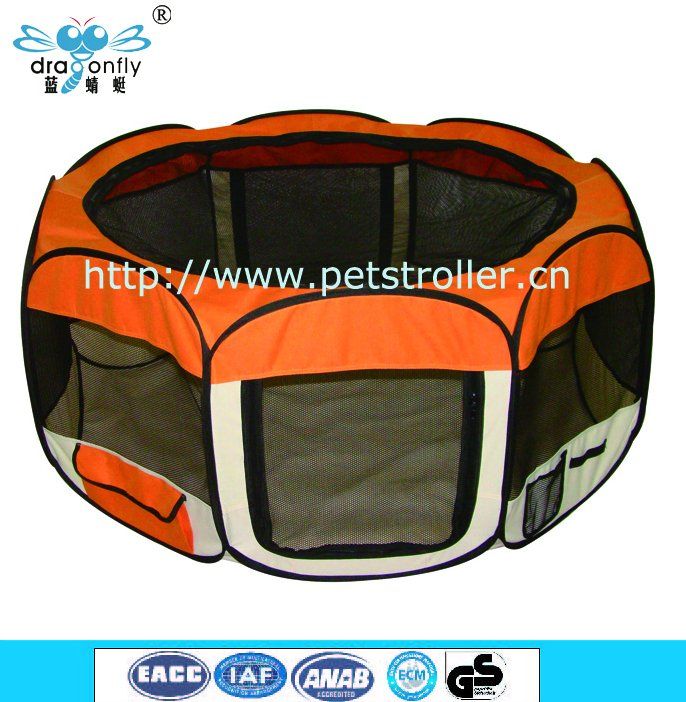 "New 45"" Medium Cat Dog Playpen Kennel Crate Carrier in pet"