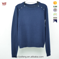 Latest Design Winter Pullover Sweater For Women