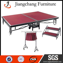 Aluminum <strong>Stage</strong> Portable <strong>Stage</strong> For Sale For Wedding Event JC-P90