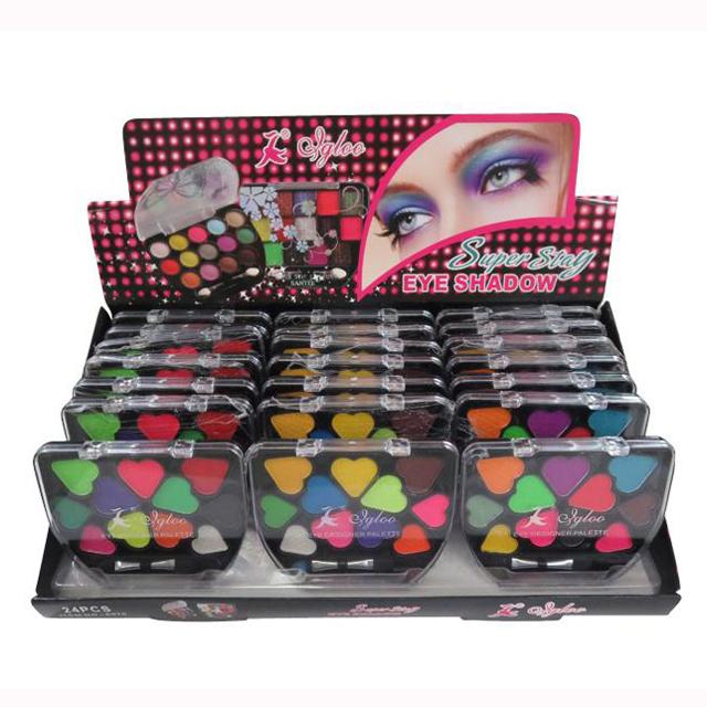 Excellent quality cardboard best 35 shimmer eyeshadow palette