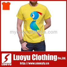 popular style custom tshirt manufacturers overseas