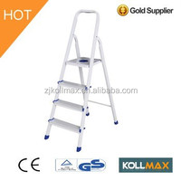 Aluminum Step ladder foldable folding ladder stool