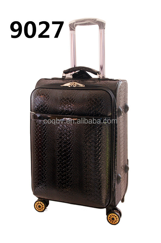 Suitcase Travel Luggage Trolley Bag Abs Pc Pp Luggage Sets