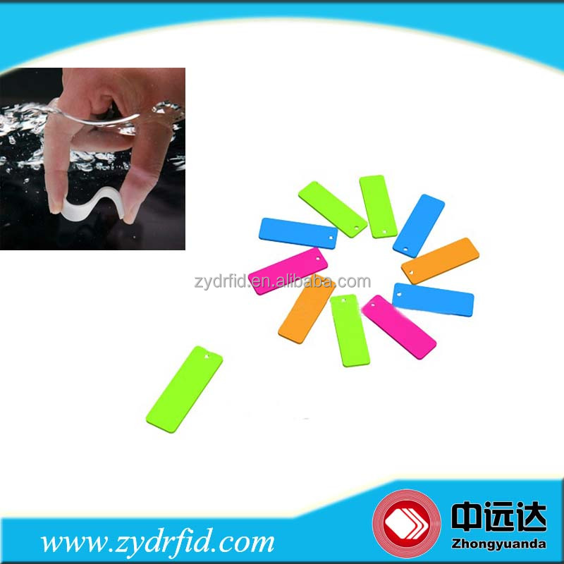 CHINA MANUFACTURER CUSTOM SILICONE WATER PROOF RFID LAUNDRY TAG WITH GOOD PRICE