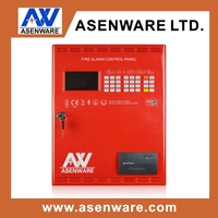 EST addressable fire alarm control panel