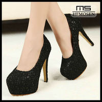 S4017 2013 spring new explosion models pumps lace sweet princess women shoes high heels
