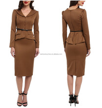 Wholesale New Designer Formal Dresses For Office 2012