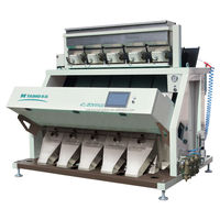 CCD pet ,pvc flakes plastic color sorting machine with cheap price