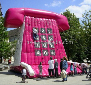 best quality phone climbing wall for sale/commercial climbing walls for kids/kids climbing wall