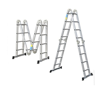 Aluminum Folding Scaffolding Step Ladder