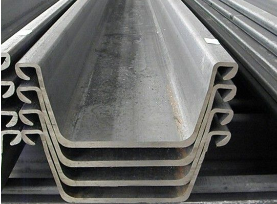400*85,500*200,600*130 Japanese Standard U Shaped Steel Sheet Pile