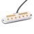 High Output Single Coil Pickup 48,50,52 White