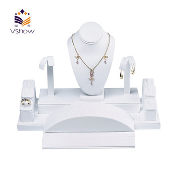 retail display table glass jewelry display table