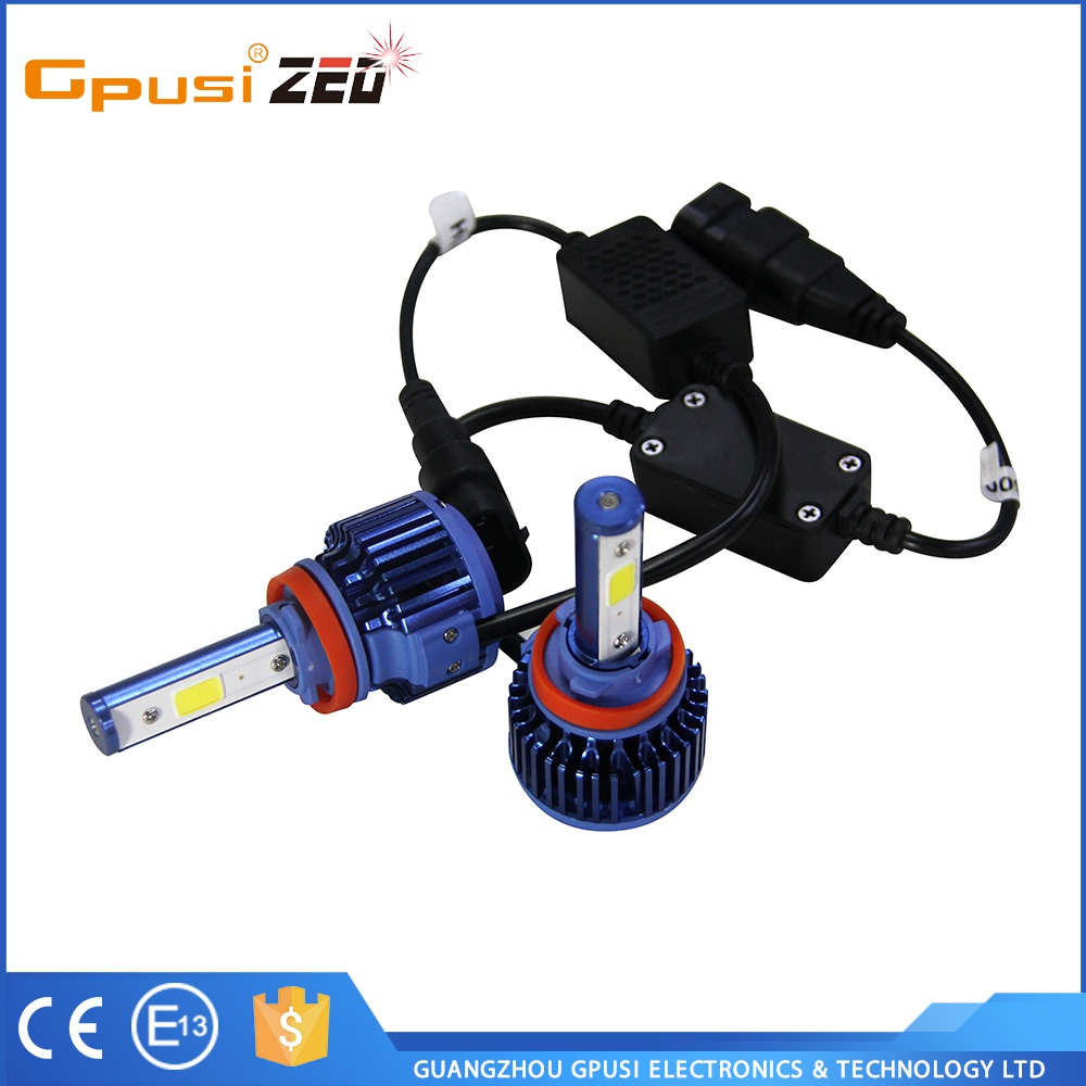 Cheaper Price Long Life 2200LM Led Car Headlight H4 ,Car LED Light 12V Import From China