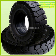 solid tire for forklift solid tire for loader truck 28x9-15 8.15-15 6.50-10 manufacturer