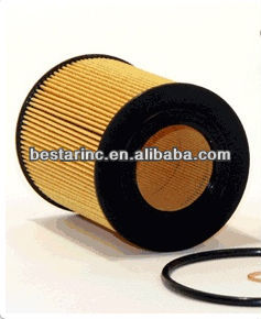 Oil filter for BMW car 11427512430