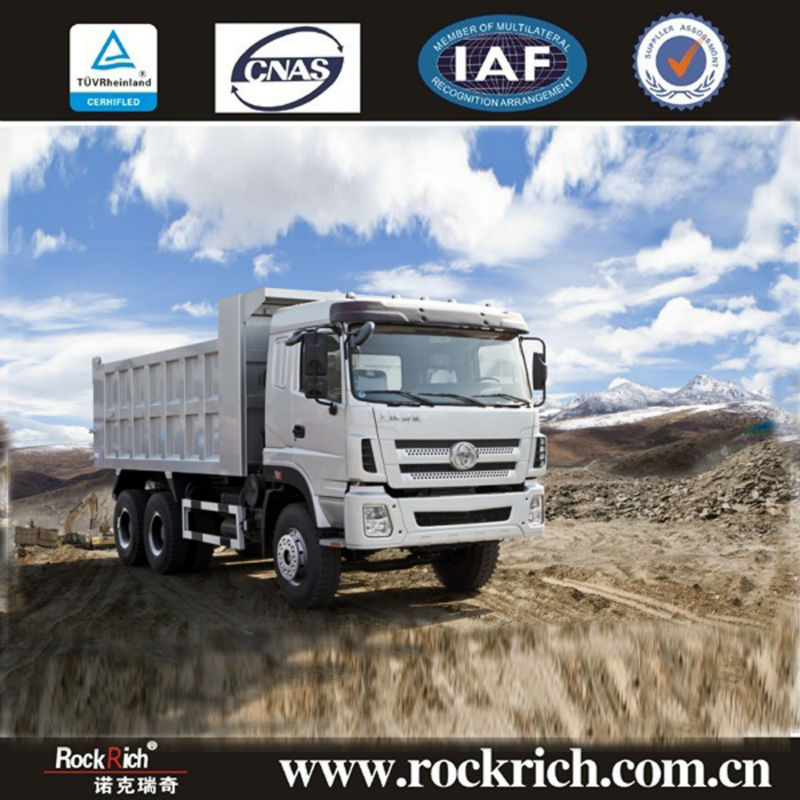 Tri-ring 35T Competitive China manufacture Prices For Tipper Truck With 10 Wheelers