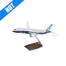 handmade 1/100 scale resin airplane model