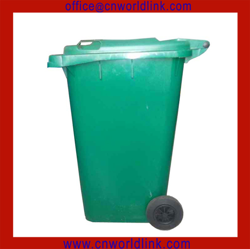 OEM 240 liter Waste Bin with Wheels