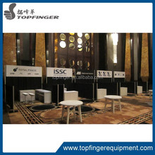 factory price Flexible Pipe And Drape / Telscopic Poles /tradeshow equipment