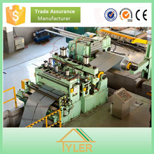 Simple Steel Slitting Line With Cutter Machine