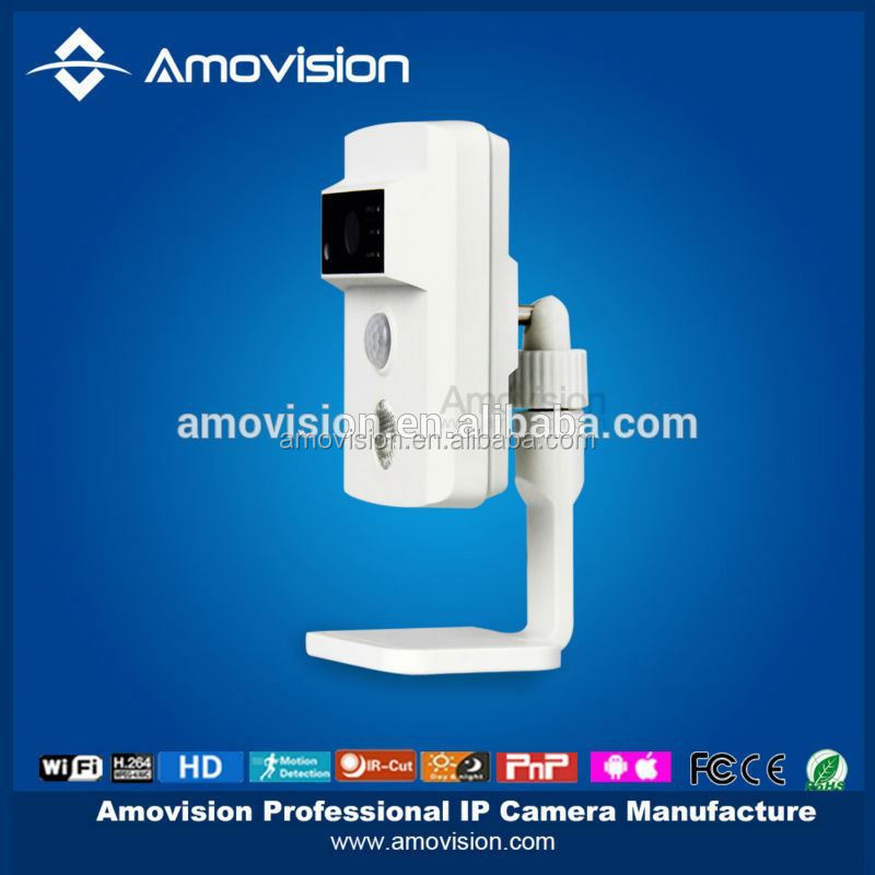 Amovision TF Card Record Cellphone View Wireless IP Camera videocamera ip