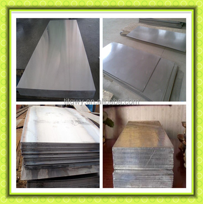 Professional wear resistant steel sheet