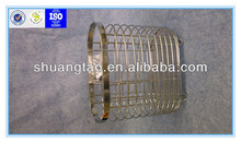 Knife and fork chrome basket factory