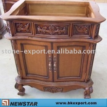 Antique Design Bath Vanity(Own Factory)
