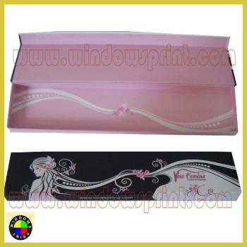 Luxury Hair Extension Box/Hair Packaging Box/Wig Box