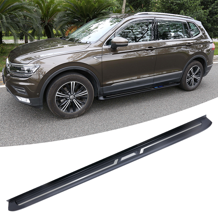 Customized 2014 to 2017 Volkswagen Tiguan running board for VW side step nerf bar