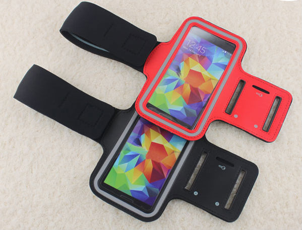 For Samsung S3 S4 Outdoor Jogging Running Arm Bag Mobile Phone Case