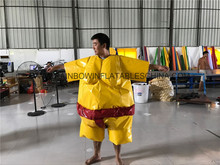 Cheap Adults And Kids Fighting Foam Padded Inflatable Sumo Wrestling Suit For Sale