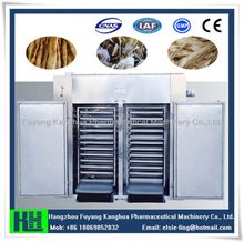 Large capacity air dryer room with high efficiency