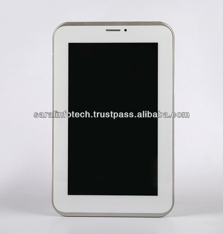 Super slim! Android 4.2 MTK 8389 Quad core Tablet PC