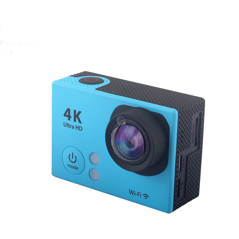 Action Camera Waterproof 30M with Remote Control for Diving