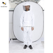 best seller 100% cotton coverall suit beekeeper protection clothing