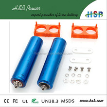 OEM High C-rate cylindrical lithium battery LiFePO4 Battery Cells 40152 15AH 3.2V 12v 10ah lifepo4 battery