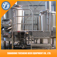 1000L Micro Commerical Beer Brewery Equipment