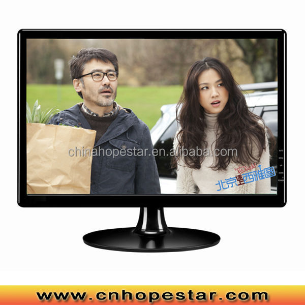 "High definition 18.5"" led monitor for desktop computer"