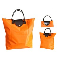 Factory price hot selling polyester foldable shopping bag