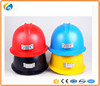 Top grade most popular colorful abs electrical safety helmet