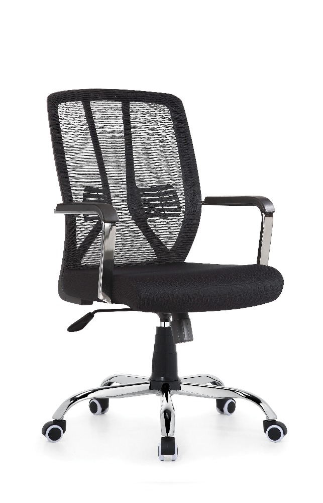 Wholesale swivel office chair with middle back