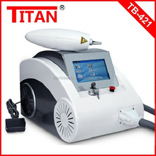 TB-421 Discount price! Discount price! nd yag laser tattoo and nail fungus removal for tattoo removal,age pigment freckle remove